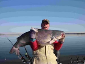 Kerr Lake Crappie and Cats Guide Service
